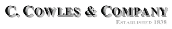 C. COWLES & COMPANY Logo